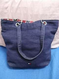 Tote beg Tommy hilfiger