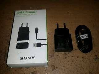 Fast Charging Sony UCH10 Original