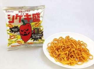 Tohato ring chips