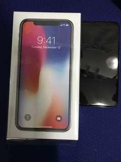 iPhone X 256GB 太空灰