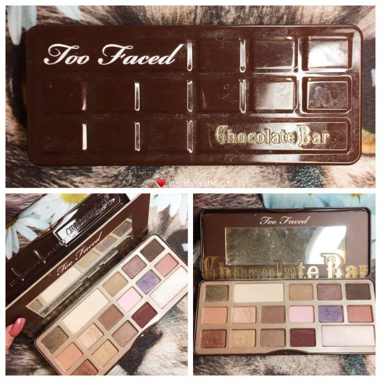 💛 TOO FACED Chocolate Palette