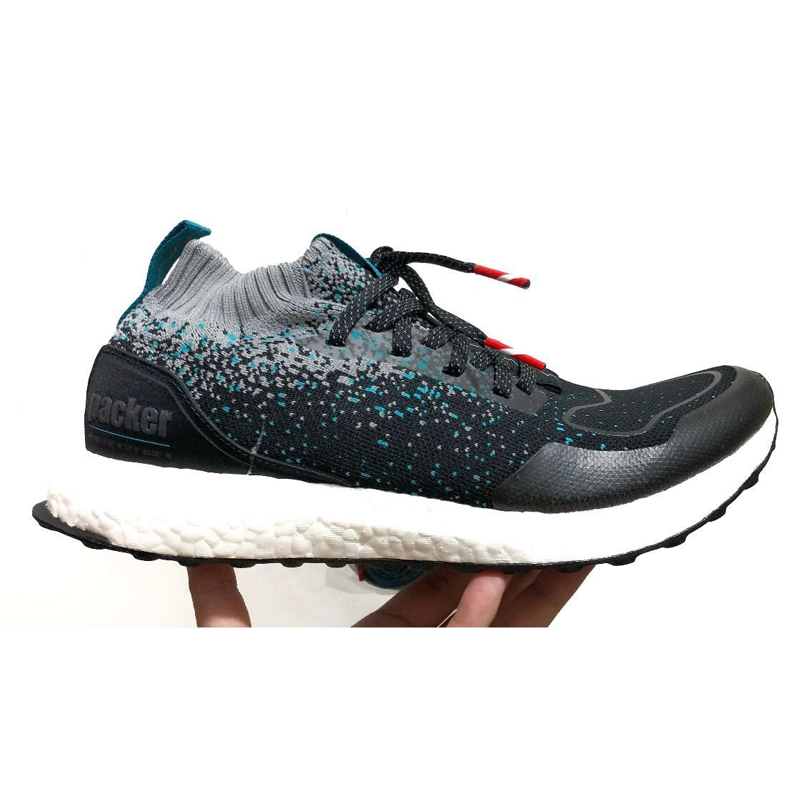 6058fe37f 🌊 UNUSED Adidas Consortium X Packer X Solebox Ultraboost Mid CM7882 ...
