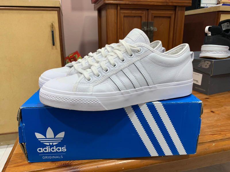 69ecf1e4ae23 Adidas Nizza Low
