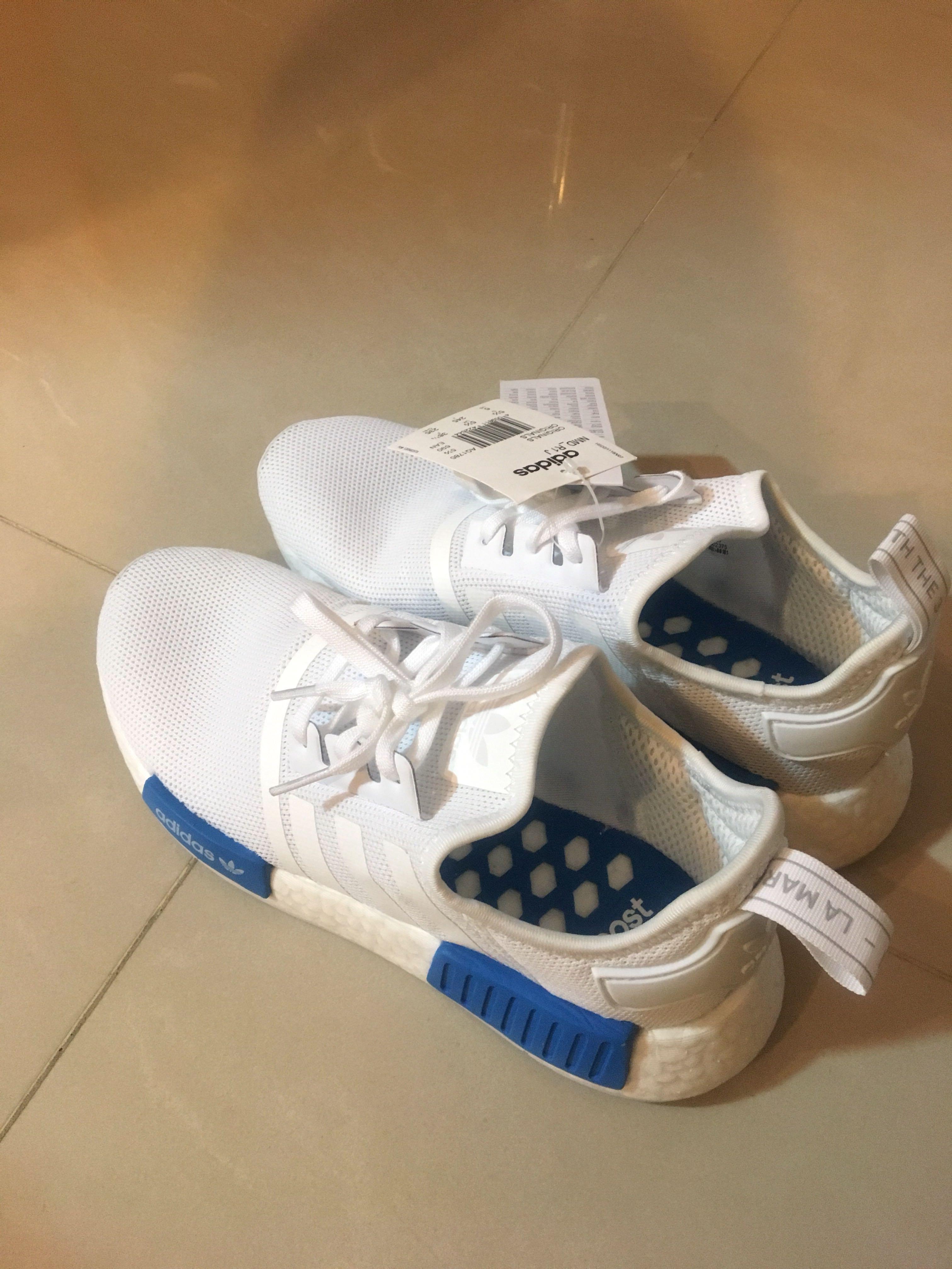 official photos 65d6e 0f16f 全新Adidas NMD R1J女鞋