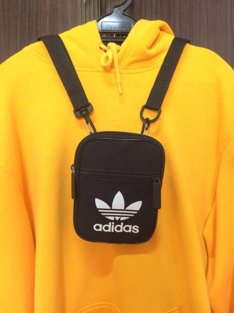 377cc7abbd81 Adidas Originals Trefoil Festival Bag