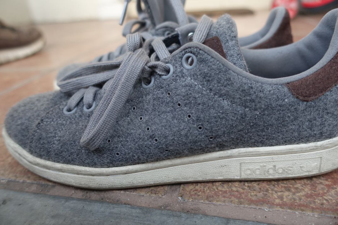 Adidas Stan Smith Wool Collection 1ac420d47a0b