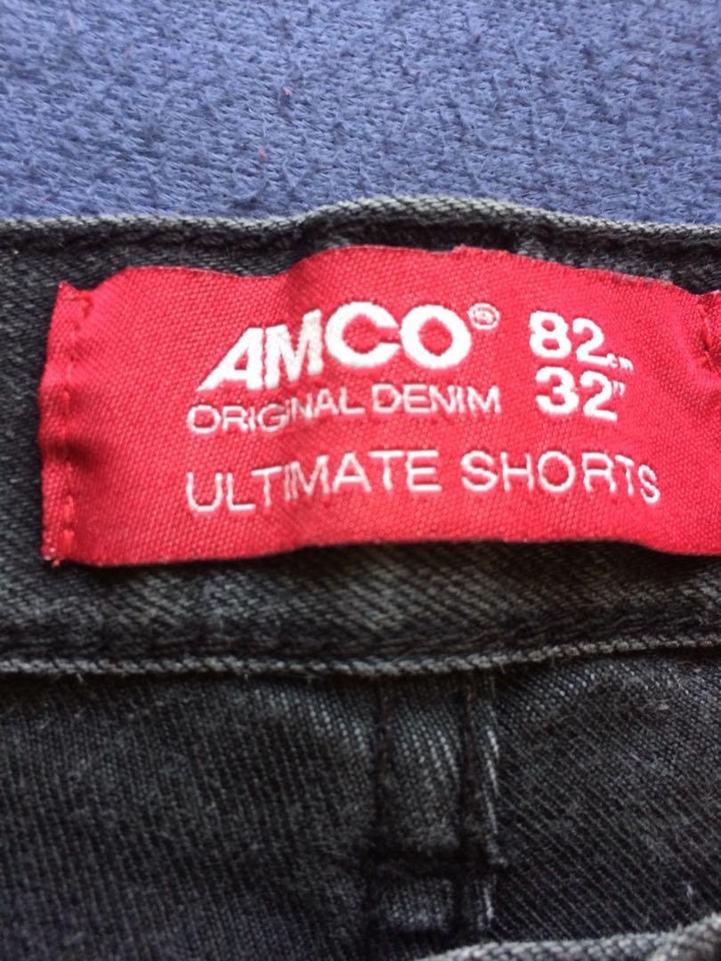 Amco denim shorts