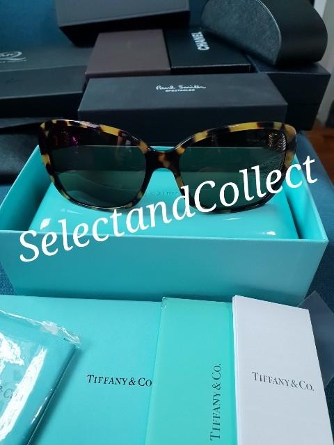 429dfc438b60 Authentic Tiffany   Co. Sunglasses Eyewear