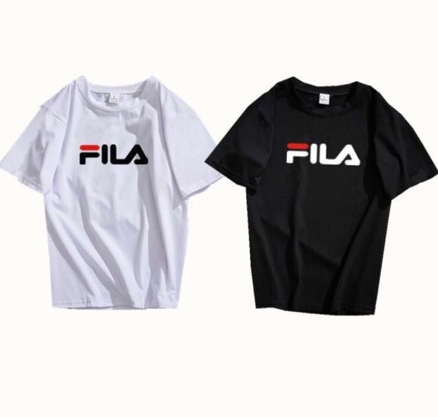503361d331ee FILA Korean inspired T-shirt tee, Women's Fashion, Clothes, Tops on  Carousell