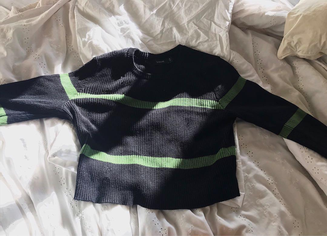 Glassons Cropped Sweater
