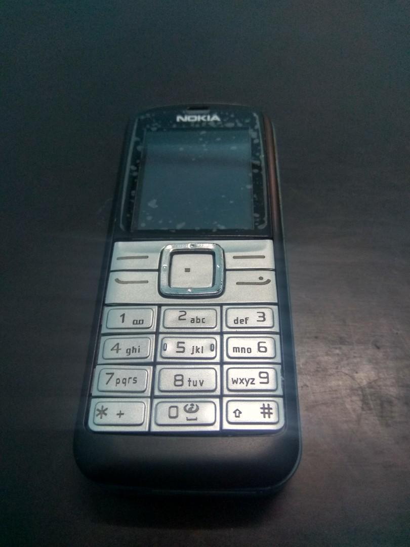 Handphone Nokia 5070 mulus normal