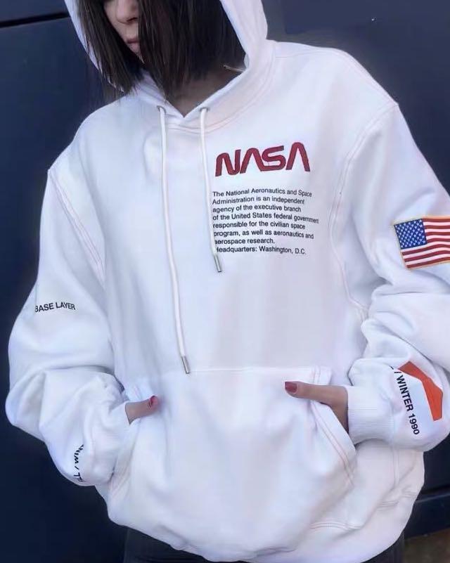 898c83269 Heron pres. NASA pullover hoodie, Men's Fashion, Clothes, Tops on ...