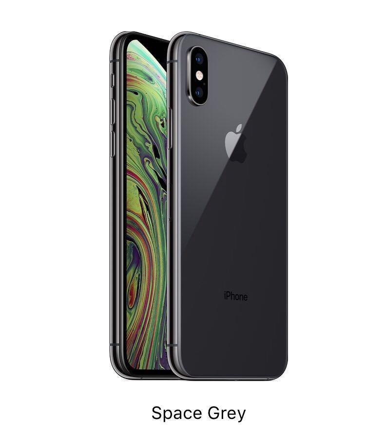 iPhone XS 256Gb - Space grey