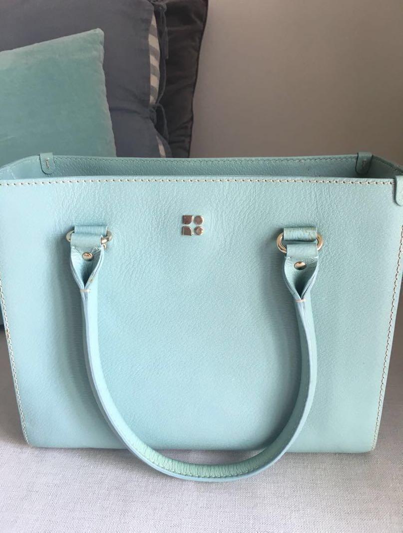 Kate Spade Quinn Tote Bag tiffany blue ca46199d9caae