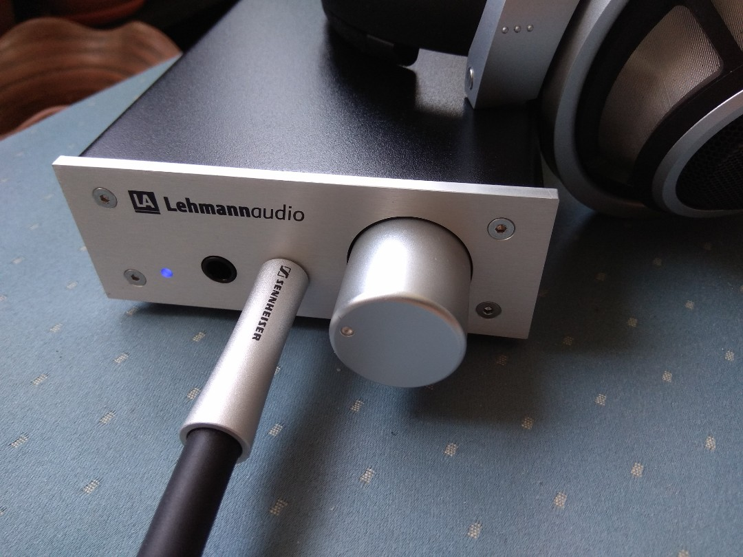 Lehmannaudio Linear Class A Headphone Amp Electronics Audio On Amplifier Carousell