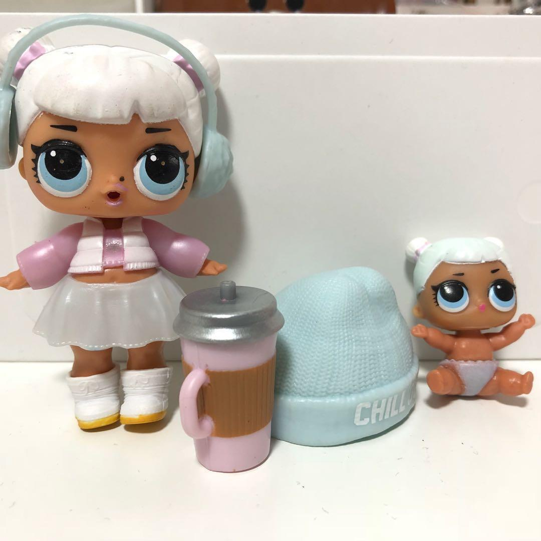 Lol Surprise Series Snow Angel Sisters Set Confetti Pop Glitter Pets Punk Boi Queen Bee Toys Games Bricks Figurines On Carousell