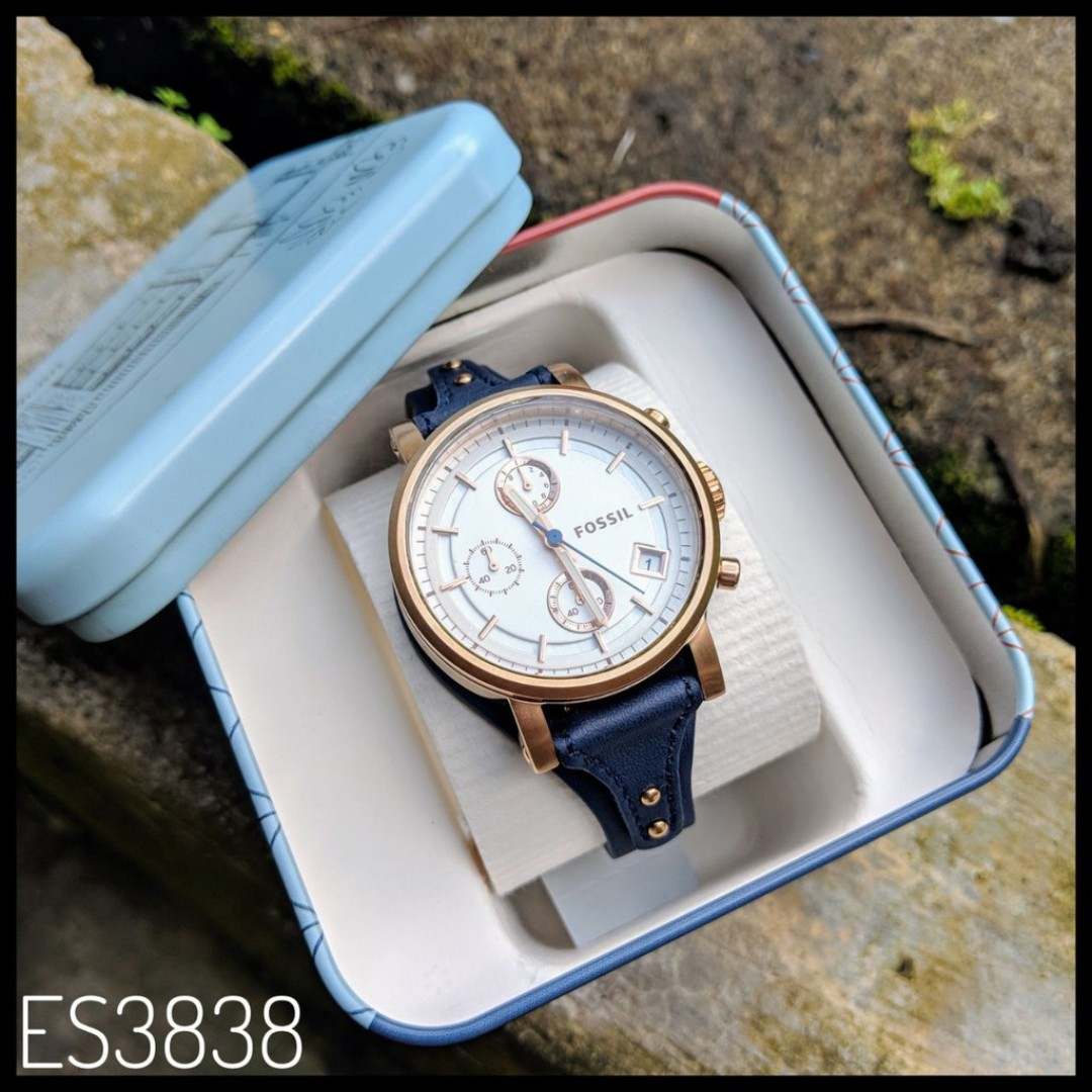 Harga Dan Spesifikasi Fossil Es3713 Terbaru 2018 Pro Design Brico Rak Tv Sanremo Light Black Lowest Price Watch Ladies Womens Fashion Watches On Carousell