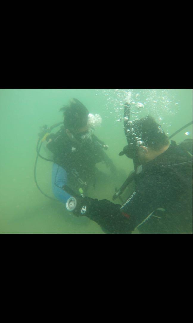 Naui 國際初級開放水域潛水員