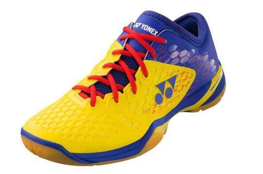 c67c84a3749d new colour LCW YONEX badminton SHOES SHB03ZM YELLOW  BLUE