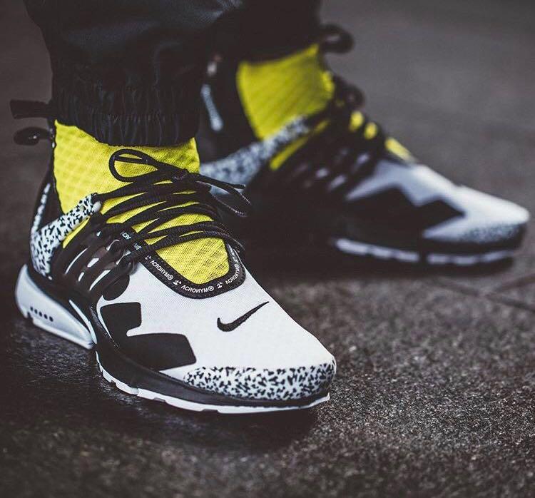 53fd26db52a4 Nike Air Presto Mid   Acronym US8