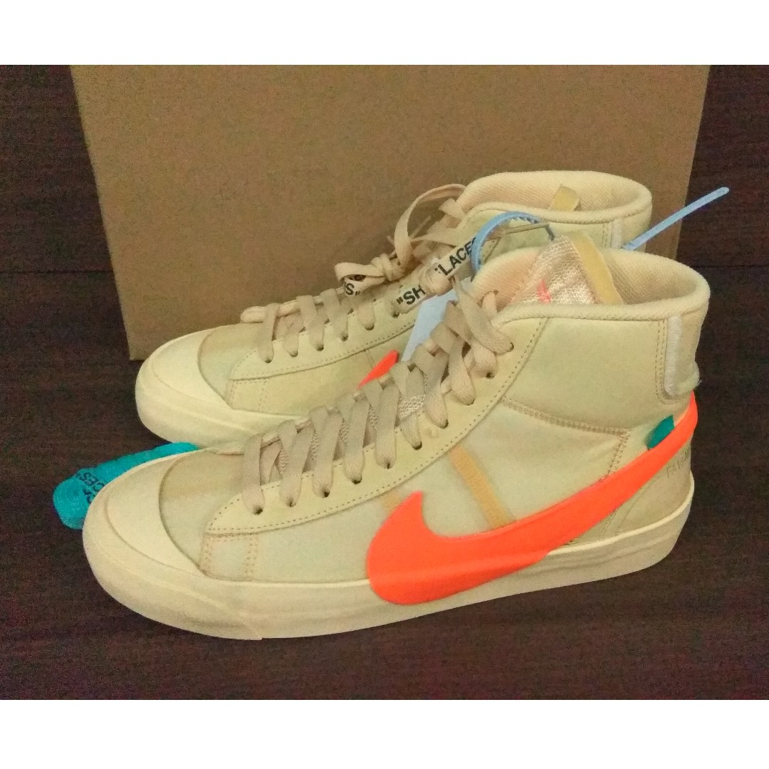 8923843420c9 Nike Blazer Off-White All Hallows Eve