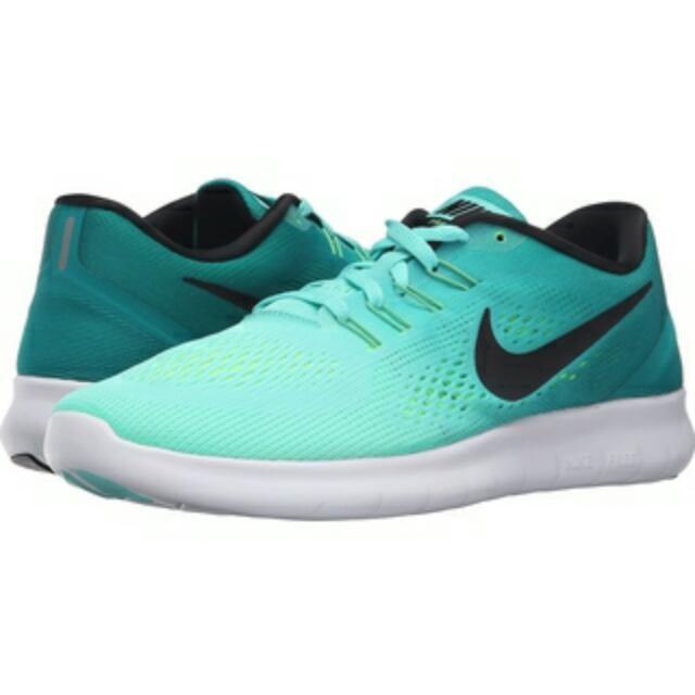 33c6e4454c74 Nike Women Free RN Hyper Turquoise