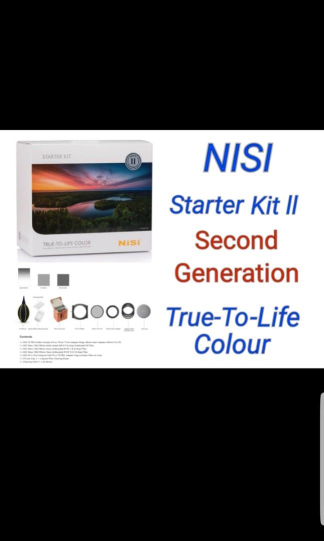 Nisi Starter Kit ll