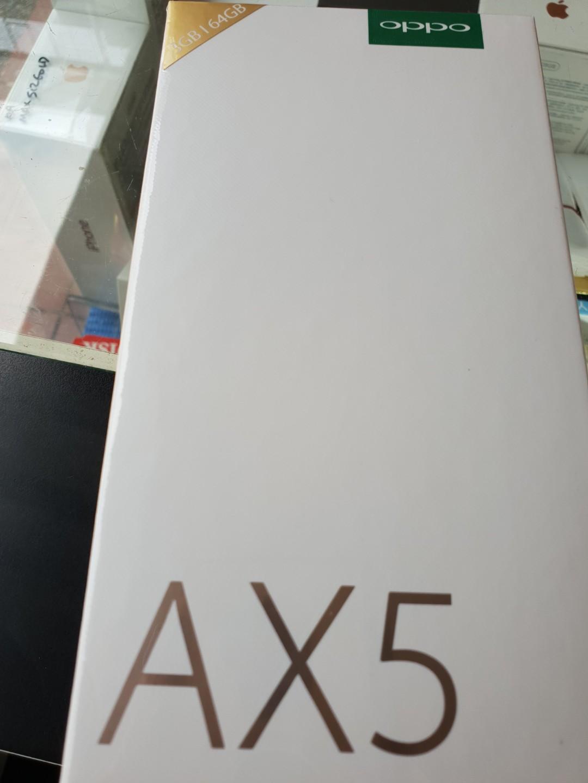 Oppo Ax5 Diamond Blue New