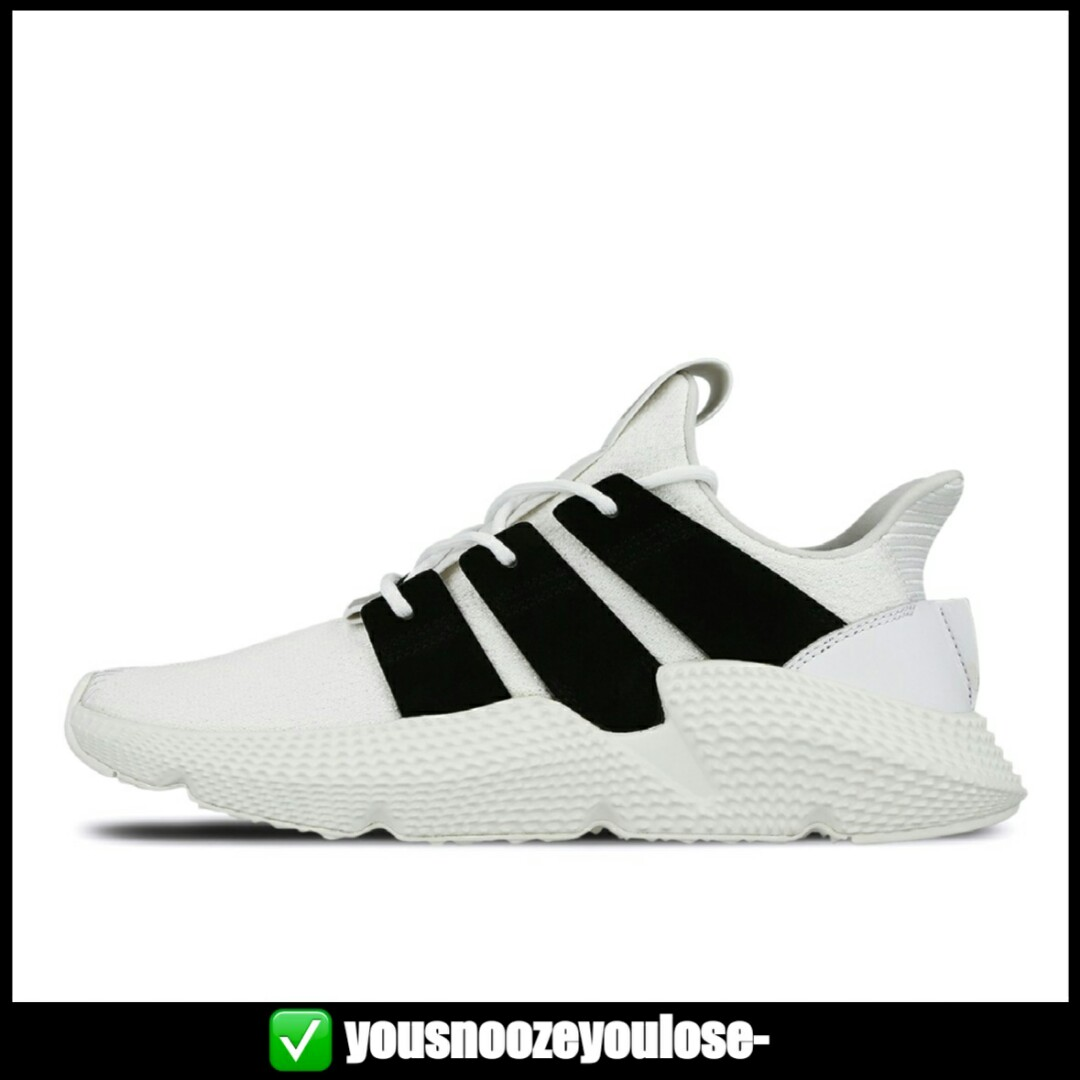 d20cd714009  PREORDER  ADIDAS PROPHERE TRIPLE WHITE BLACK