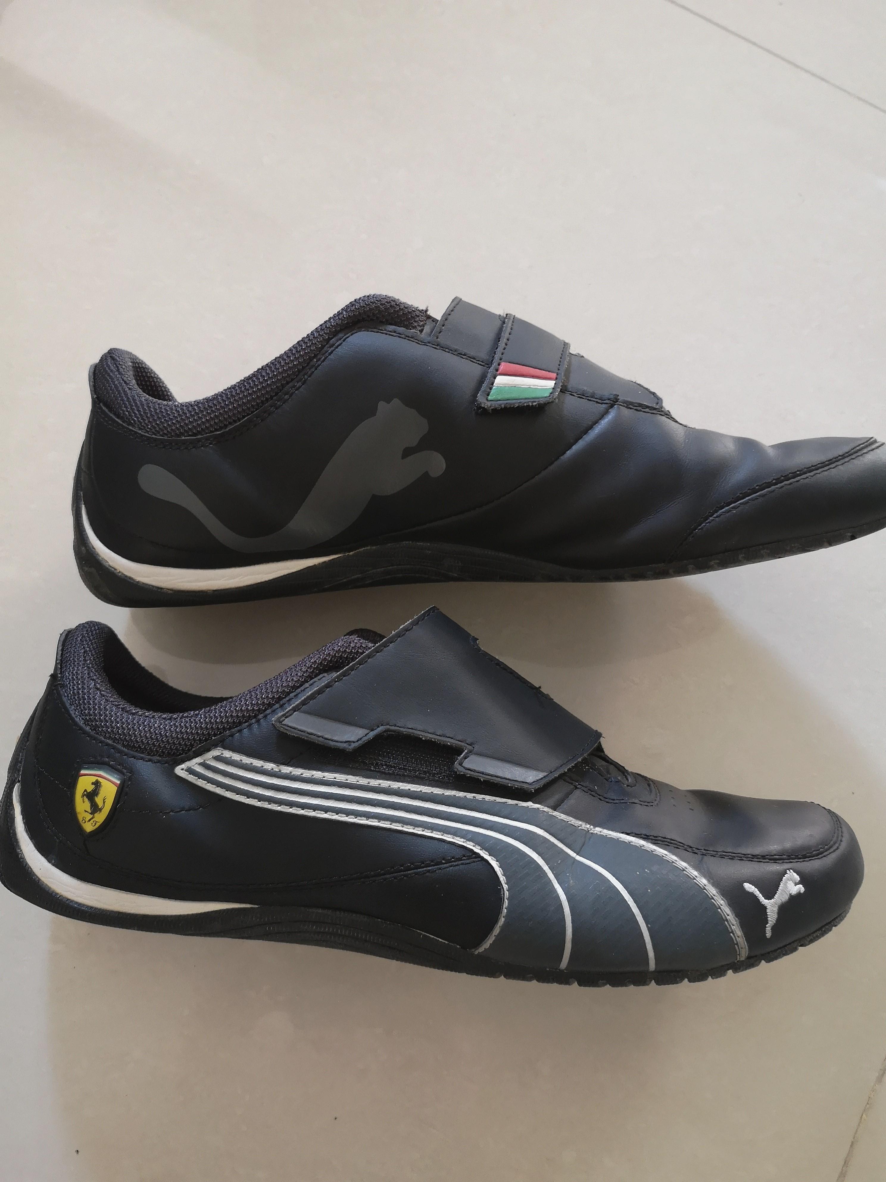 Puma x Ferrari Future Kart Cat Mens Motorsport Shoes 88b65ff9c