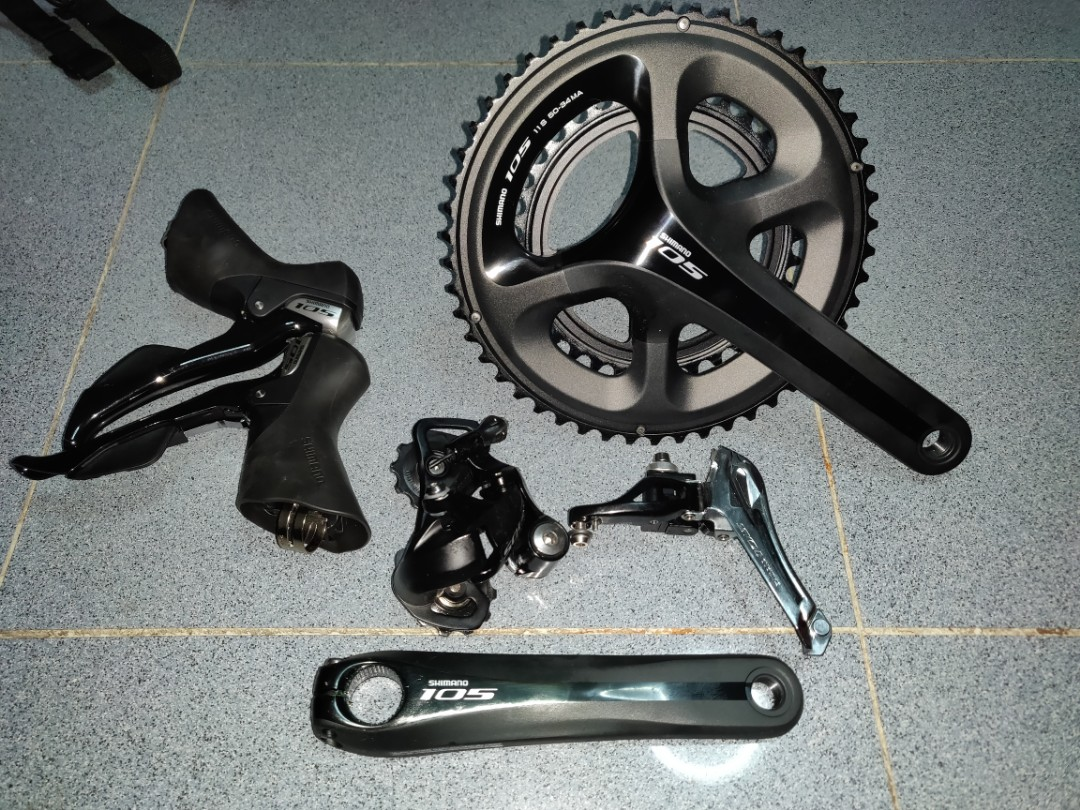 58d91c38f5f Shimano 105 5800 (New), Bicycles & PMDs, Bicycles, Road Bikes on ...
