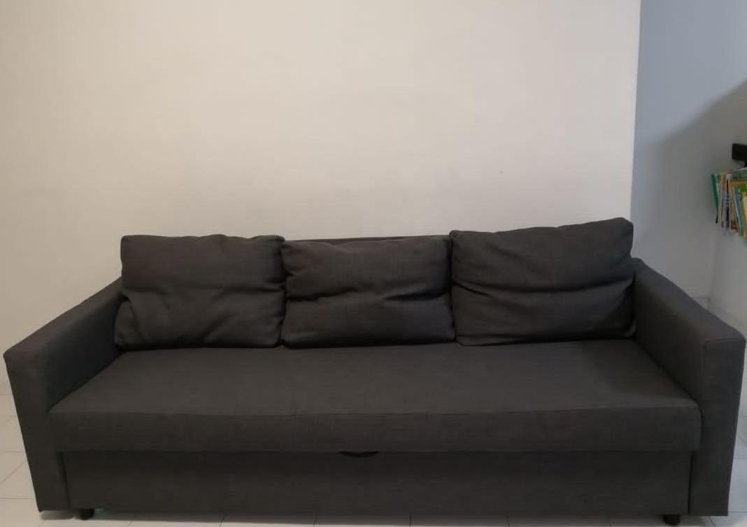 Sofa Bed Ikea Furniture Sofas On Carousell