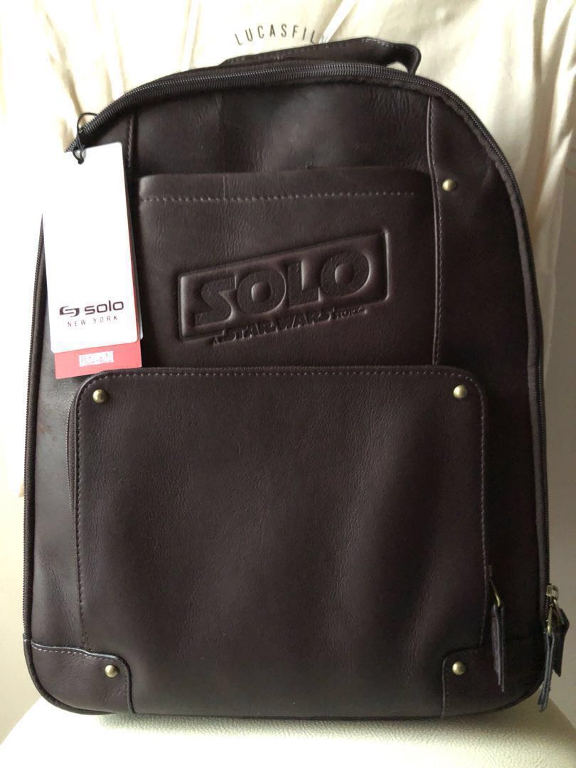 041aec06f9f Star Wars Han Solo Limited Ed Backpack