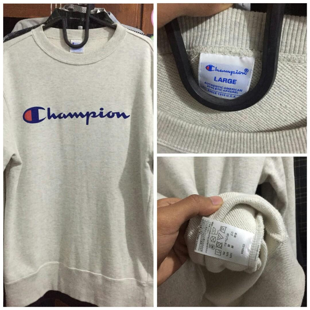 Sweater Champions orii
