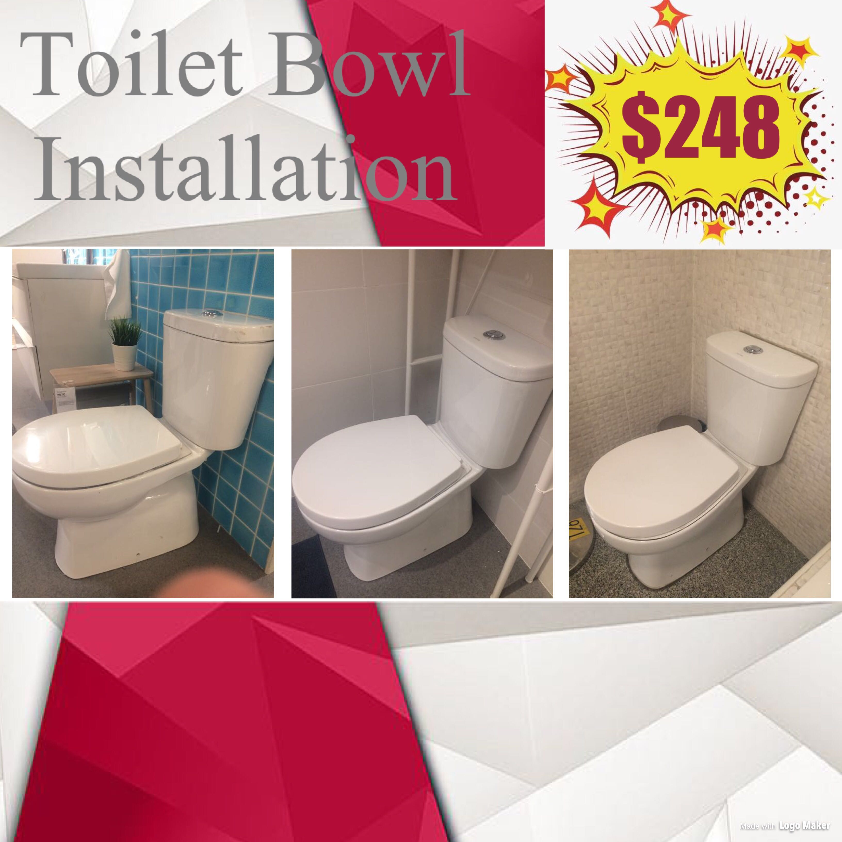 Toilet Bowl, Everything Else on Carousell