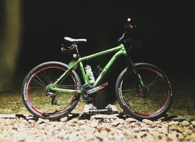 e59baddde5b TREK 3700 MOUNTAIN BIKE, Bicycles & PMDs, Bicycles, Mountain Bikes ...