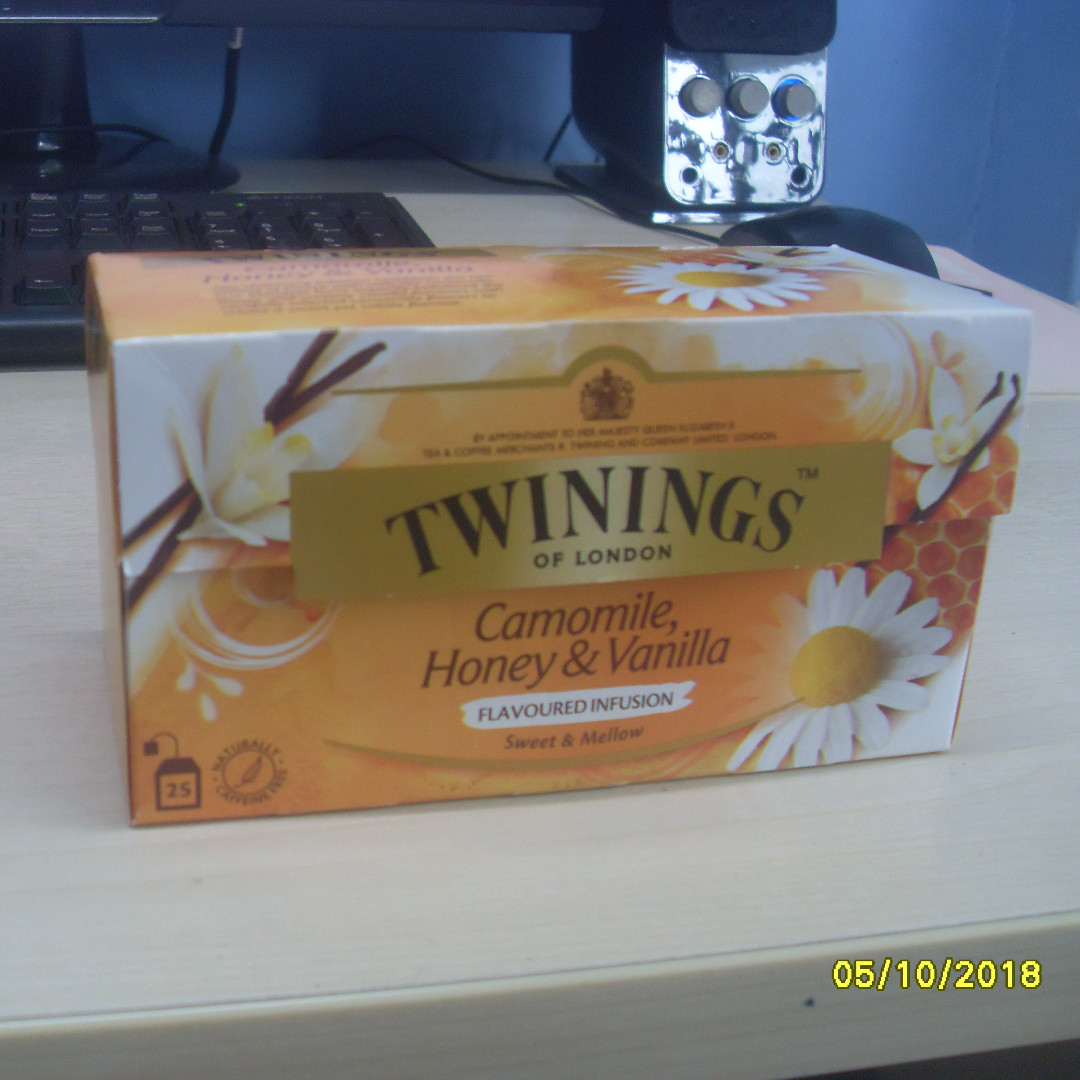 Twinings Camomile, Honey & Vanilla