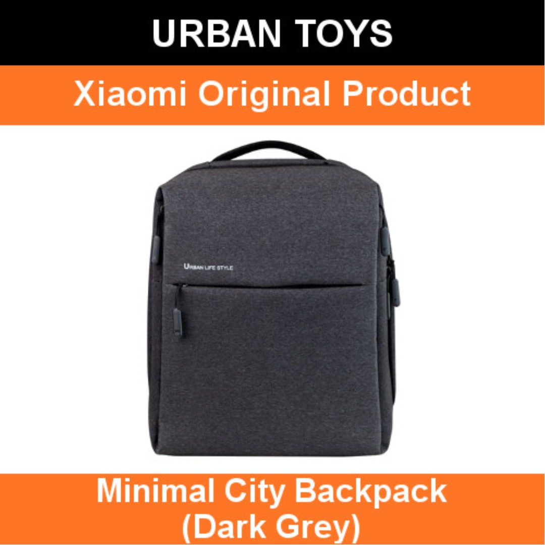 Xiaomi Minimal City Backpack   Dark Grey   Suitable for all age ... a56cf829ea8ee