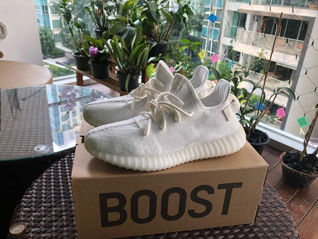 221929e9f84 Yeezy Boost 350 V2 Cream White