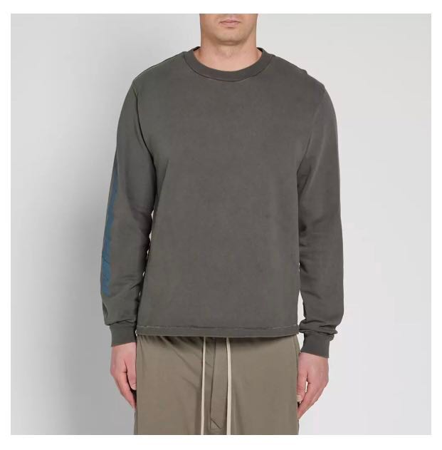 10ecebcfe30a7 YEEZY SEASON 6 Calabasas Long sleeve tee, Men's Fashion, Clothes ...