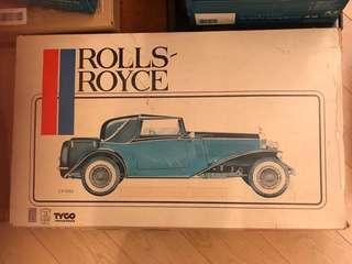 Pocher 1/8 Rolls Royce