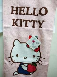 🚚 全新Hello Kitty毛巾(蝦皮運費$15)