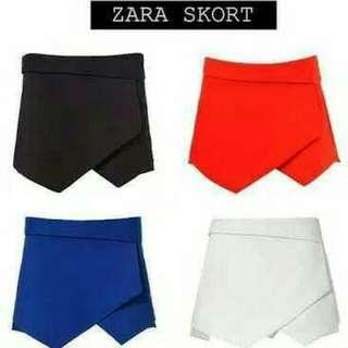 Zara Skort