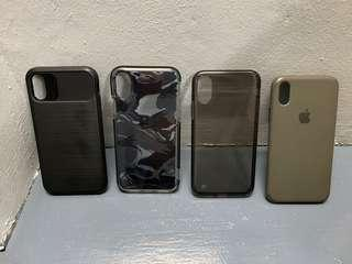 iPhone X / XS Mix Cases (Pack)