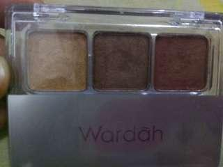 Wardah eyeshadow seri A