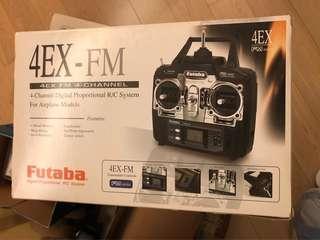 Futaba 4EX- FM Remote Control