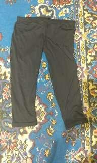 Celana Yoga Pendek 1/2 kaki #1010