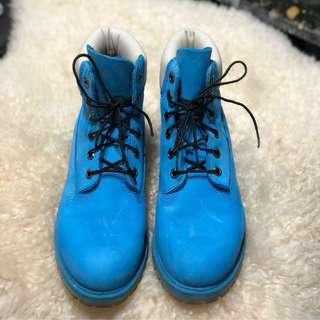 Timberland Women's Boots in Blue