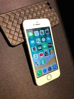 iPhone 5s 16G 金Gold
