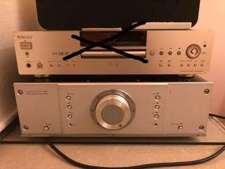 Musical Fidelity A308 Dual Mono Amplifier